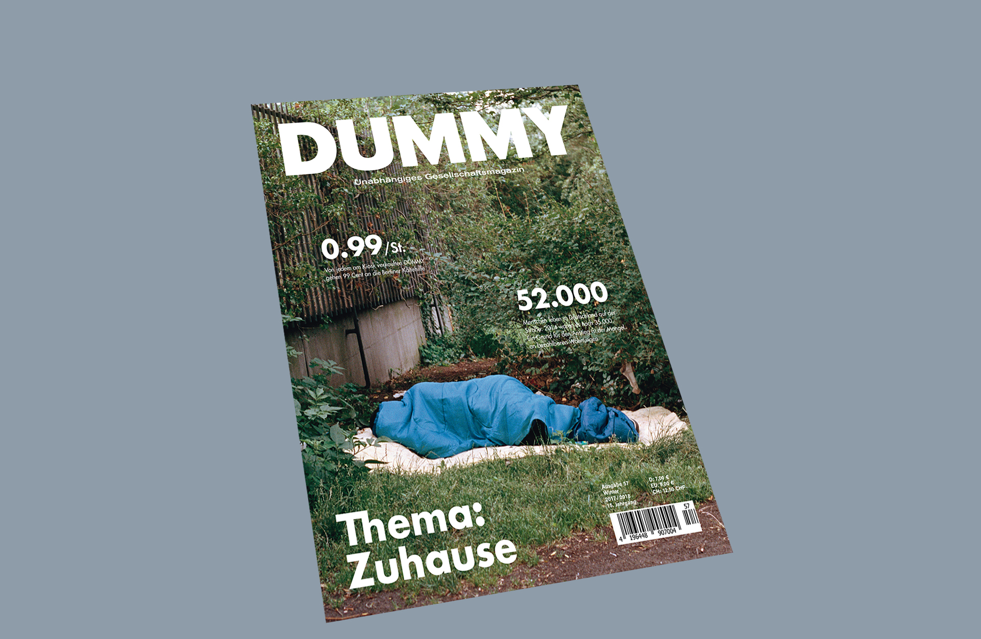 DUMMY Zuhause Cover