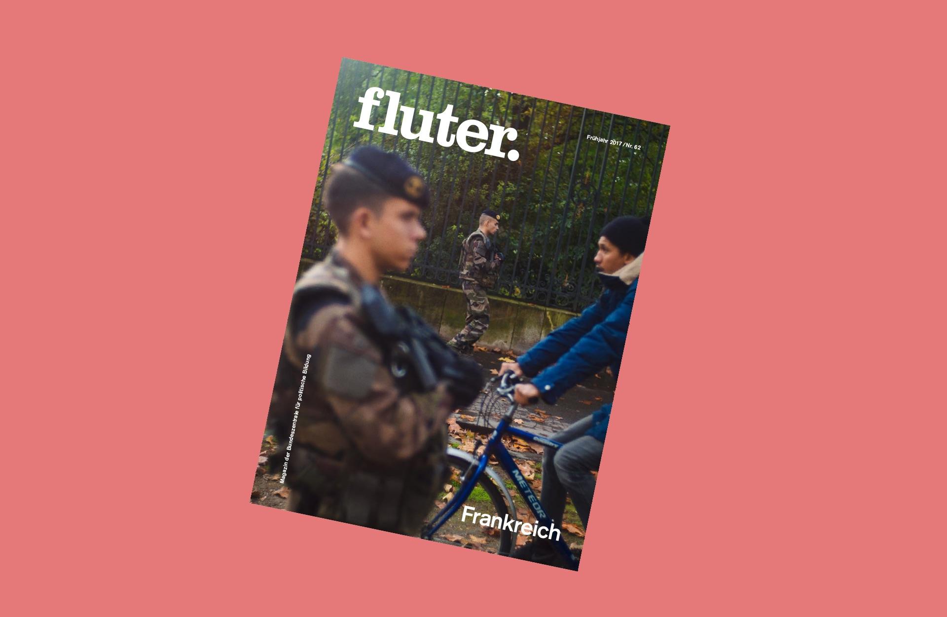 fluter Magazin 62 Frankreich