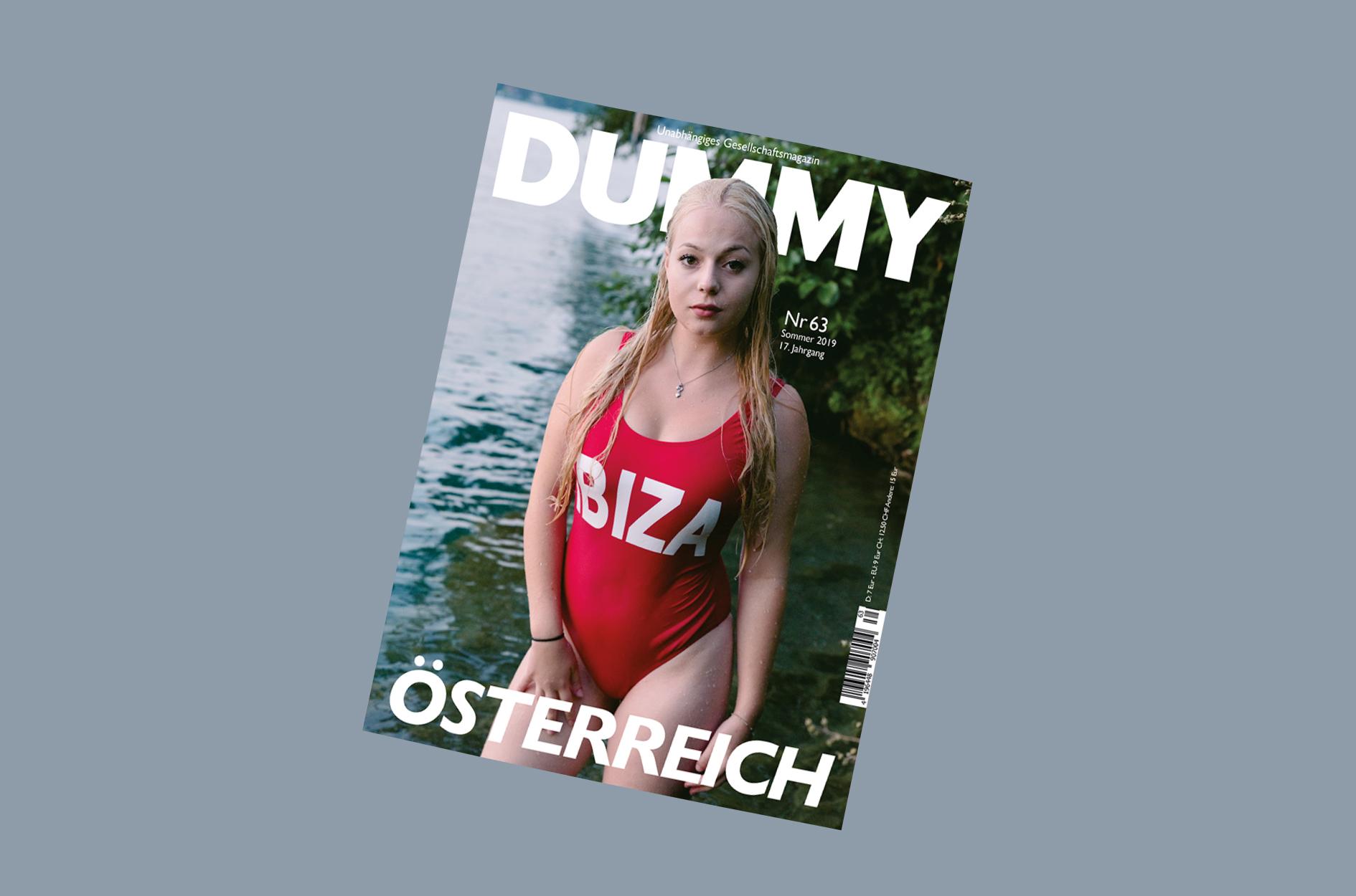 Dummy Österreich Cover