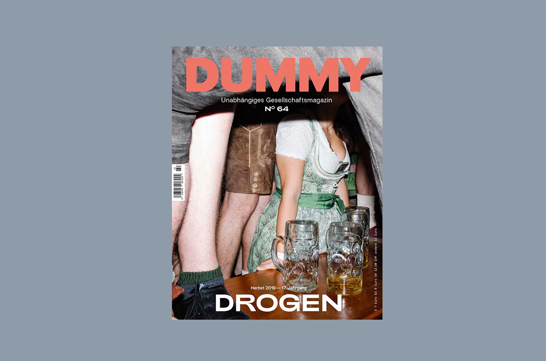 DUMMY Drogen Cover