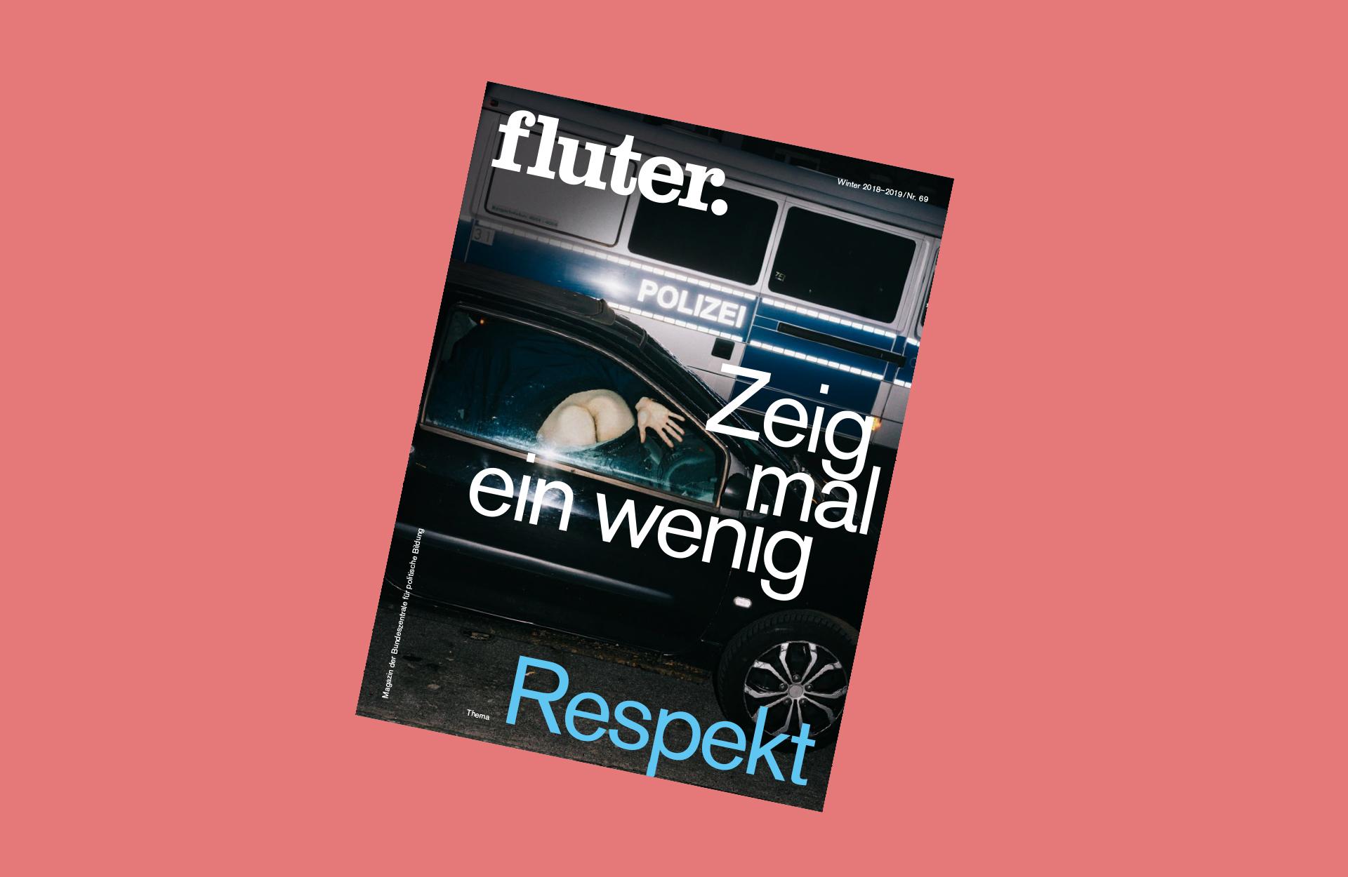 fluter 69 Thema Respekt